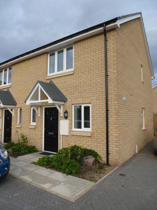 Thumbnail Semi-detached house to rent in Anfield Road, Long Sutton, Spalding
