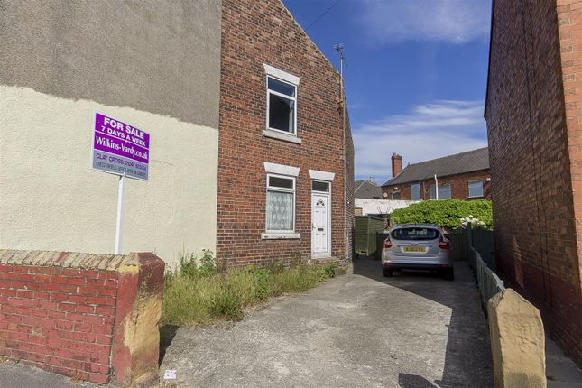 Thumbnail Terraced house for sale in Market Street, Clay Cross, Chesterfield