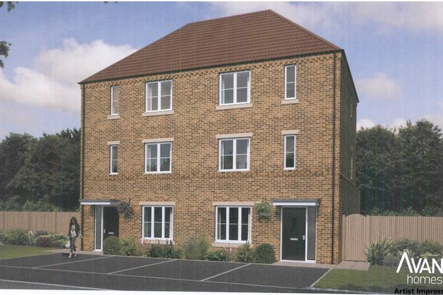 Thumbnail Detached house for sale in Heron Drive, Mexborough