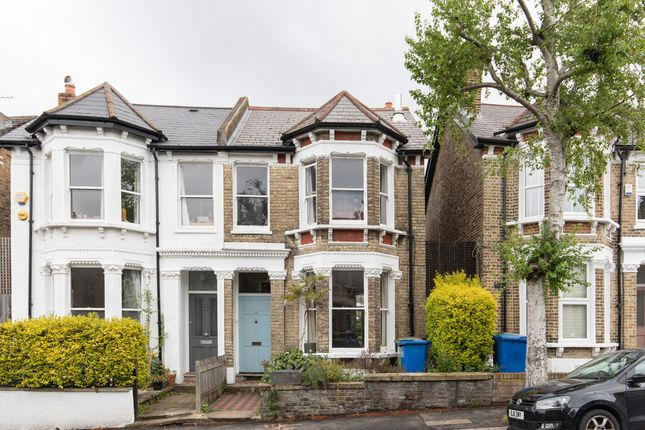 Thumbnail Semi-detached house for sale in Muschamp Road, Peckham Rye