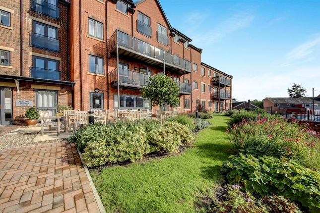 Thumbnail Flat for sale in William Turner Court, Goose Hill, Morpeth, Northumberland