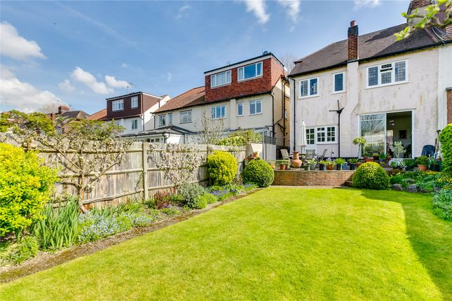 4 Bed Semi Detached House For Sale In Richmond Park Road East Sheen