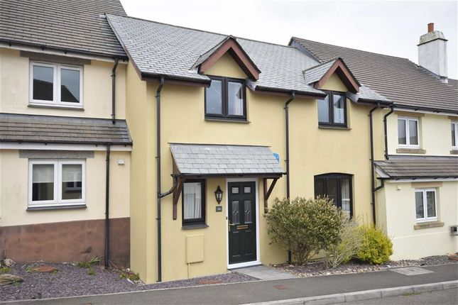 Thumbnail Terraced house for sale in Beechwood Drive, Camelford
