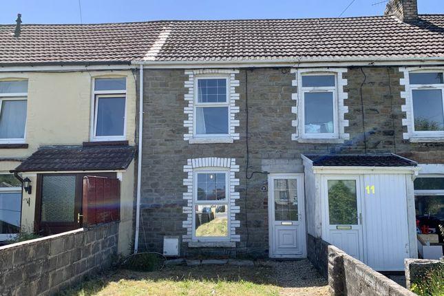 Thumbnail Terraced house to rent in Bryn Terrace, Gorseinon, Swansea