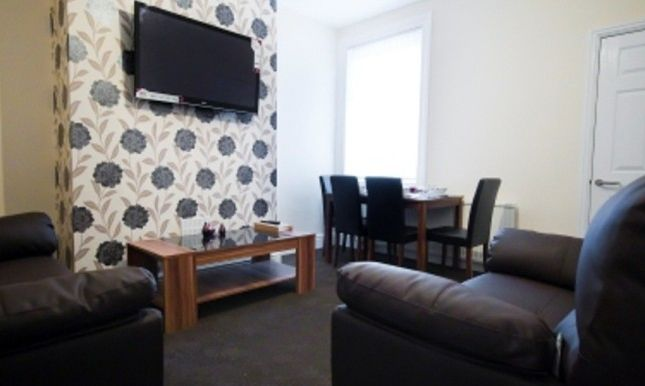 Thumbnail Shared accommodation to rent in Sheil Road, Liverpool