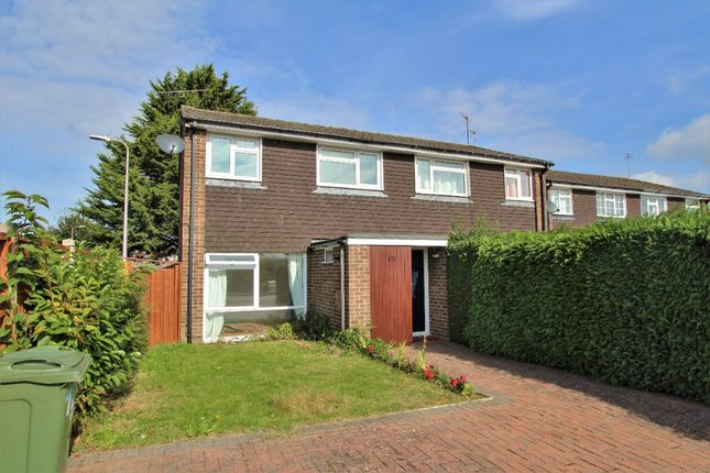 3 bed semi-detached house to rent in City Road, Tilehurst, Reading RG31