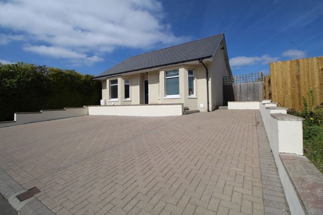 Thumbnail Bungalow for sale in Newport Road, Caldicot, Monmouthshire