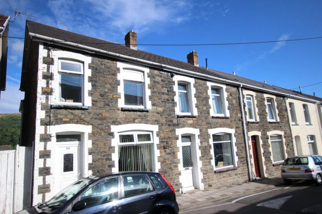 Thumbnail Terraced house for sale in Greenfield, Newbridge, Newport
