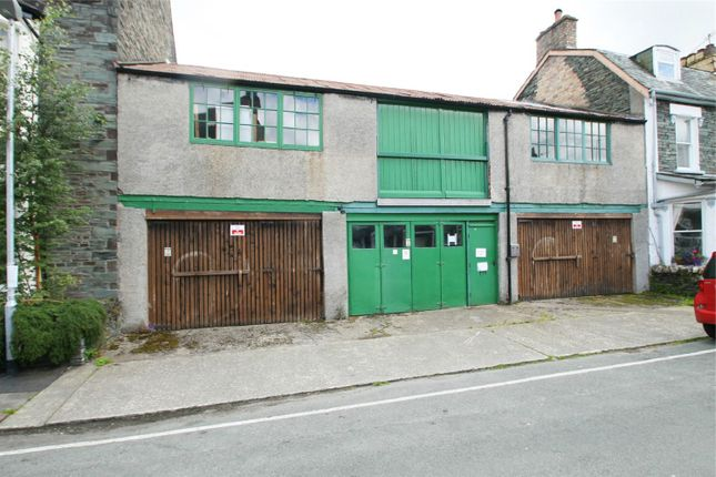 Thumbnail Land for sale in The Joiner's Workshop, 19 Ratcliffe Place, Keswick, Cumbria