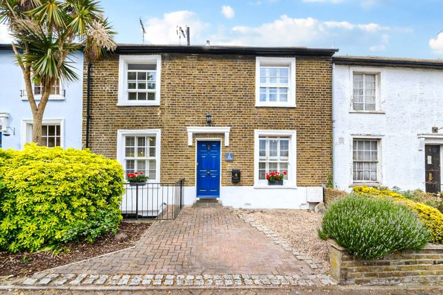 Terraced house for sale in Pier Cottages, Pier Road, Greenhithe, Kent