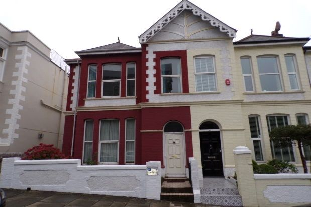 Thumbnail Property to rent in Western College Road, Plymouth