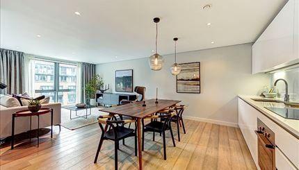 Thumbnail Flat to rent in 4B Merchant Square, Merchant Square East, London