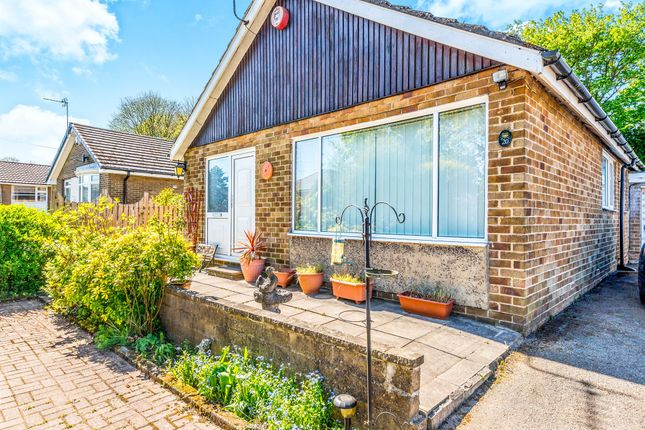 Thumbnail Detached bungalow for sale in Ling Royd Avenue, Highroad Well, Halifax