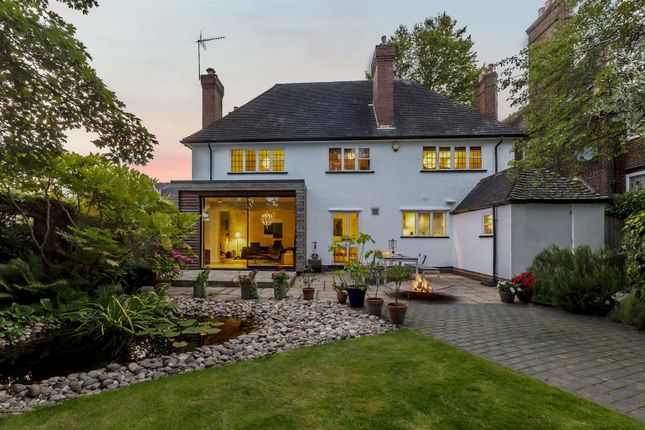 Thumbnail Detached house for sale in Anchorage Road, Sutton Coldfield