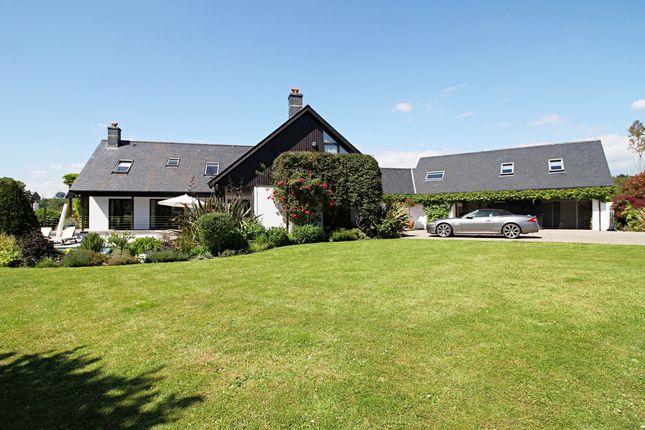 Thumbnail Detached house for sale in Michaelston-Le-Pit, Dinas Powys