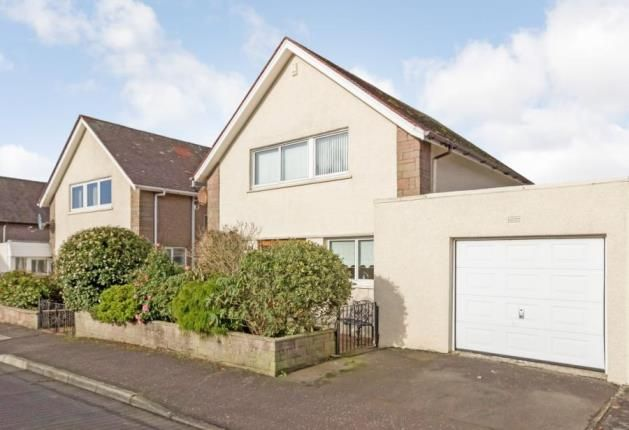 Thumbnail Link-detached house for sale in Windsor Gardens, Largs, North Ayrshire