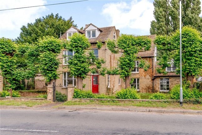 Thumbnail Detached house for sale in High Street, Landbeach, Cambridge