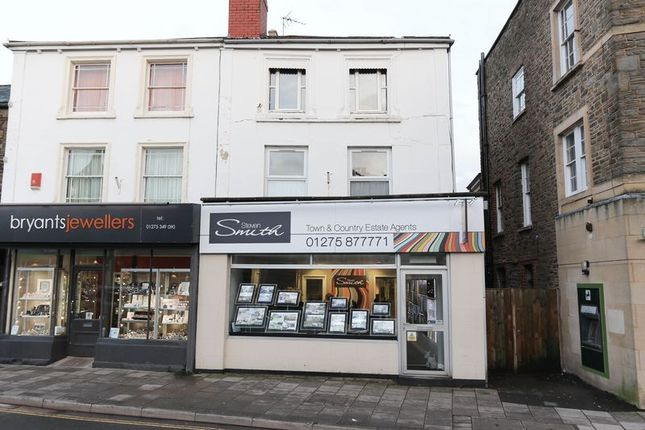Thumbnail Retail premises for sale in The Triangle, Clevedon