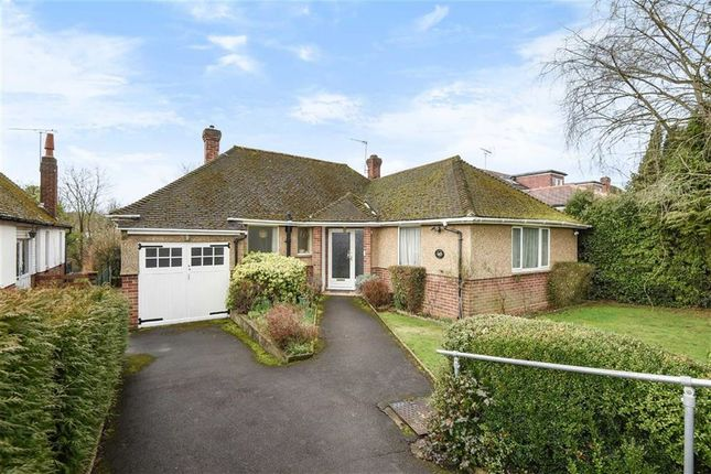 Thumbnail Detached bungalow for sale in Greenbury Close, Chorleywood, Rickmansworth