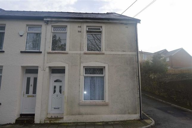 Thumbnail Terraced house for sale in Balaclava Road, Dowlais, Merthyr Tydfil