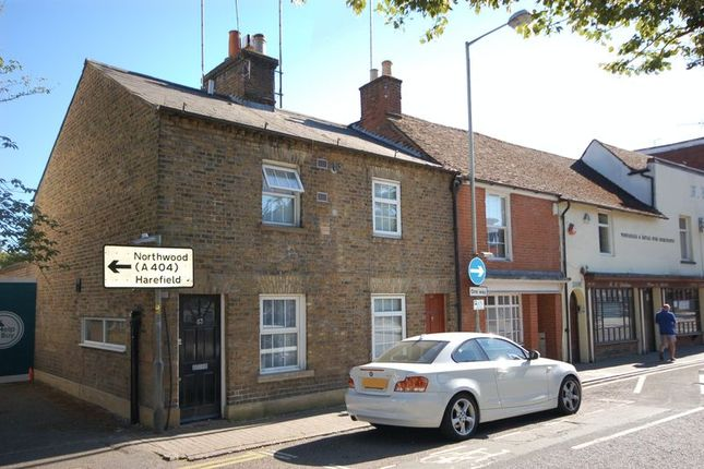 Thumbnail Terraced house to rent in High Street, Rickmansworth