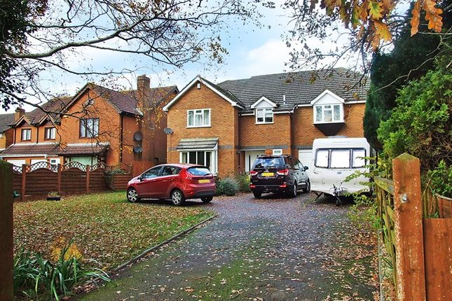 Thumbnail Detached house for sale in Deans Drove, Lytchett Matravers