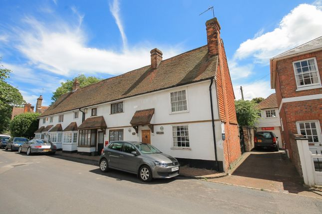 Thumbnail End terrace house for sale in High Street, Cowden, Edenbridge