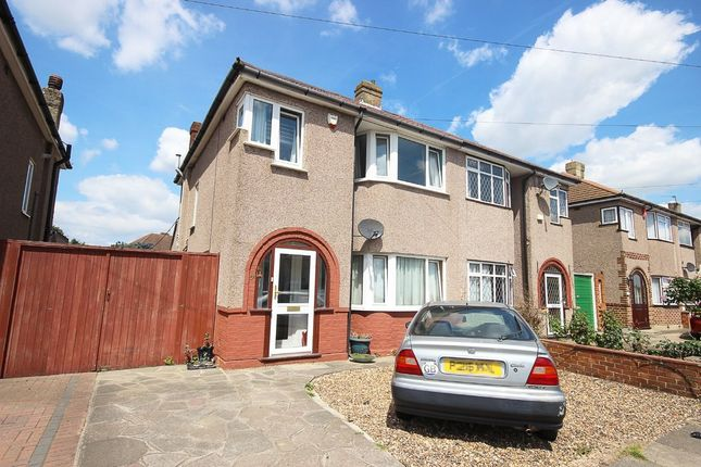 Thumbnail Semi-detached house for sale in North Road, Crayford, Dartford