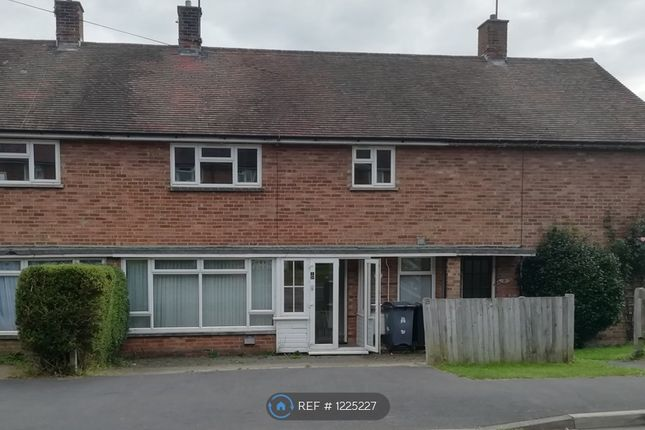 Thumbnail Terraced house to rent in Bowley Road, Hailsham
