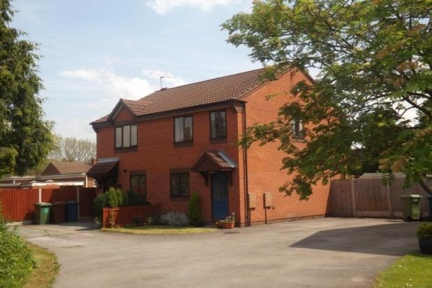2 bed property to rent in Grissom Close, Stafford