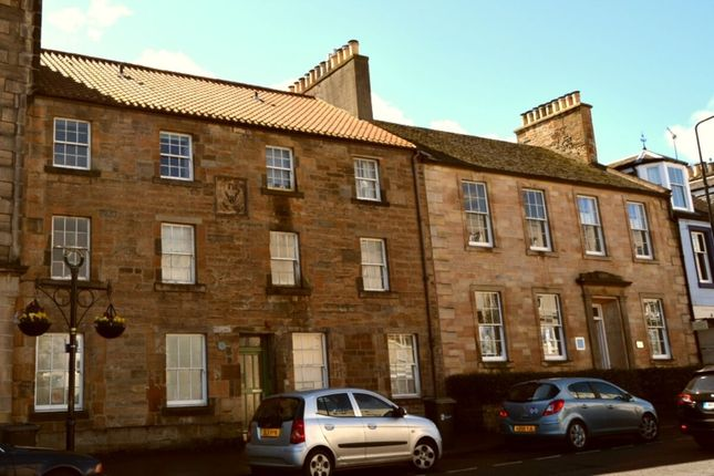 Thumbnail Flat to rent in High Street, Linlithgow