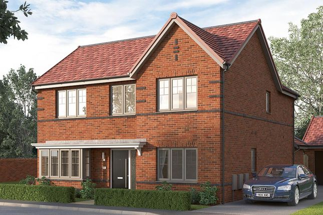 """Thumbnail Detached house for sale in """"The Ramsbury"""" at Heath Lane, Earl Shilton, Leicester"""
