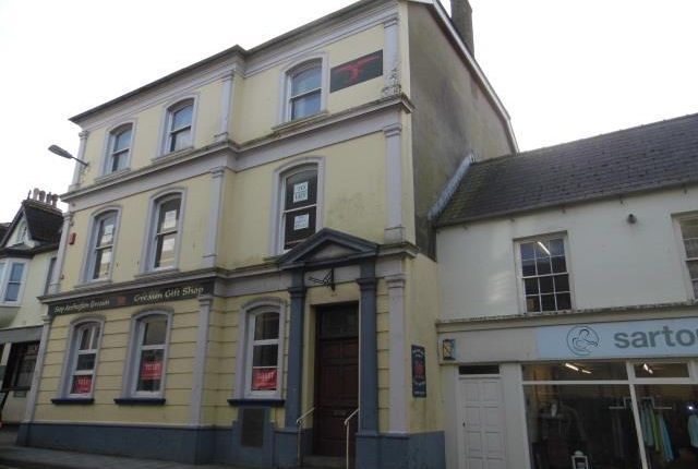 Thumbnail Property to rent in The Old Post Office, 9 West Street, Fishguard