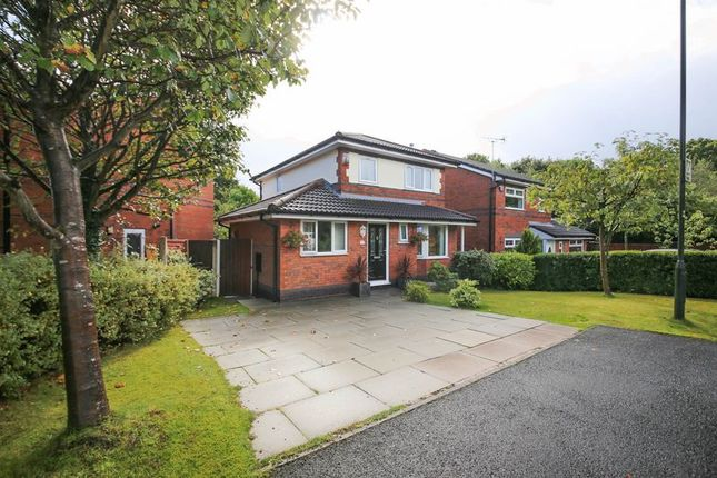 Thumbnail Detached house for sale in Fernside Grove, Winstanley, Wigan