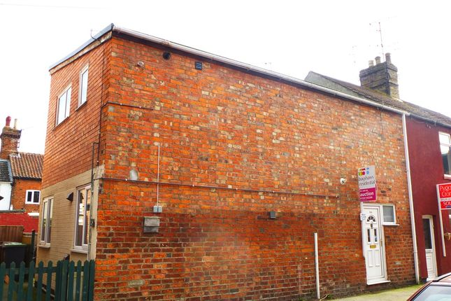 Thumbnail Flat for sale in Castle Street, Sleaford