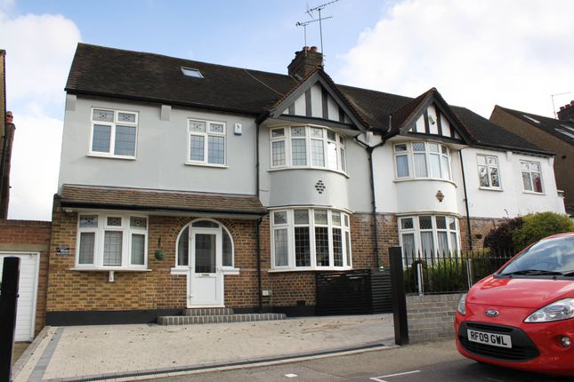 Thumbnail Semi-detached house for sale in Hollywood Way, Woodford Green