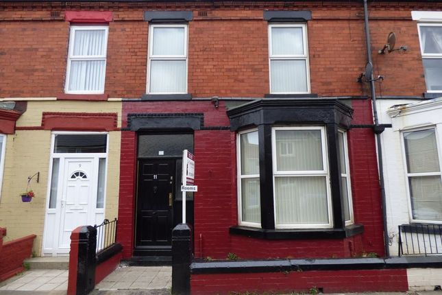 Thumbnail Shared accommodation to rent in Hazeldale Road, Walton, Liverpool