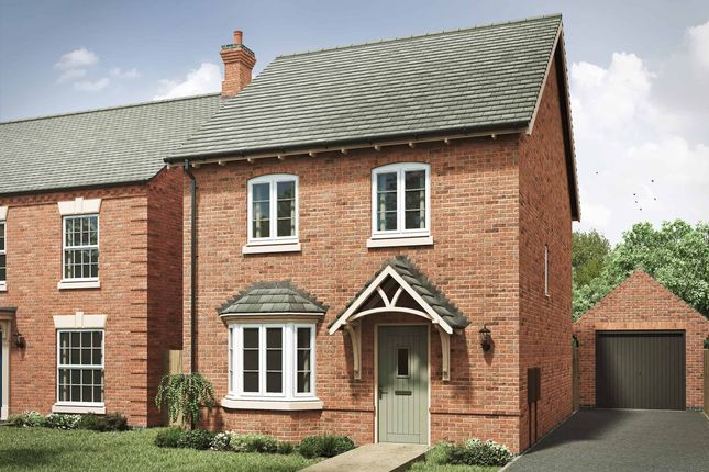 """3 bed detached house for sale in """"The Blaby"""" at Southwell Close, Melton Mowbray LE13"""