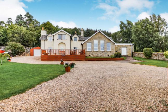 Thumbnail Detached house for sale in Dunphail, Forres