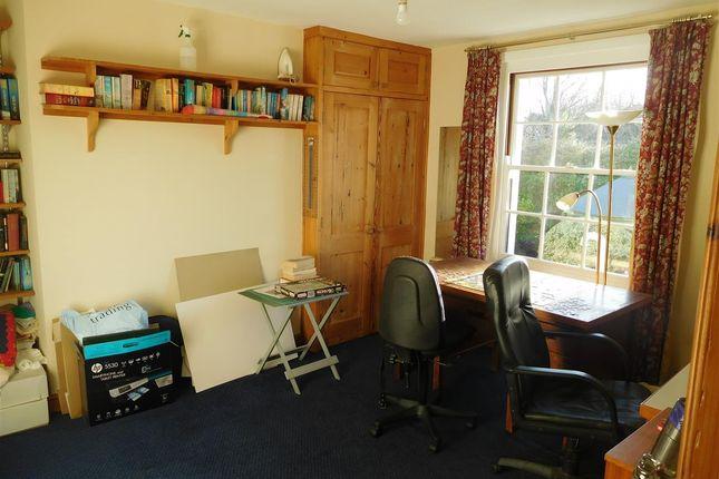 Bedroom/Study of White Street, Topsham, Exeter EX3