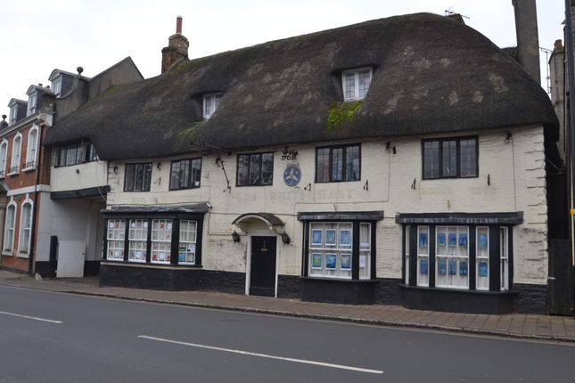 Thumbnail Pub/bar for sale in The White Hart, Sturminster Newton