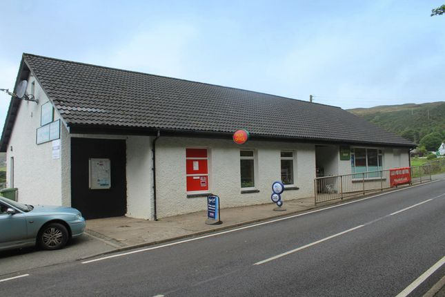 Retail premises for sale in Rankins Post Office & Convenience Store, Uig, Isle Of Skye