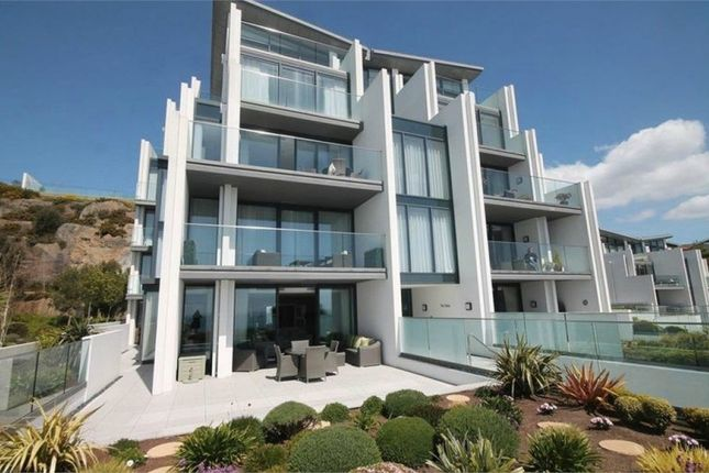 Thumbnail Flat to rent in Portelet Bay, La Rue Voisin, St Brelade