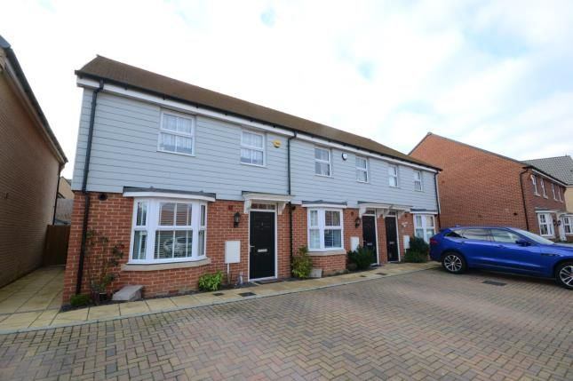Thumbnail End terrace house for sale in Kingswood Court, East End Road, Bradwell-On-Sea, Southminster