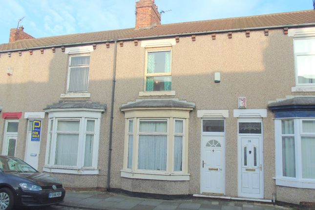 2 bed terraced house for sale in Stainton Street, North Ormesby, Middlesbrough
