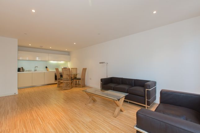 Thumbnail Flat to rent in Wingate Square, Clapham, London