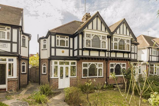 Thumbnail Property to rent in Greystoke Park Terrace, London