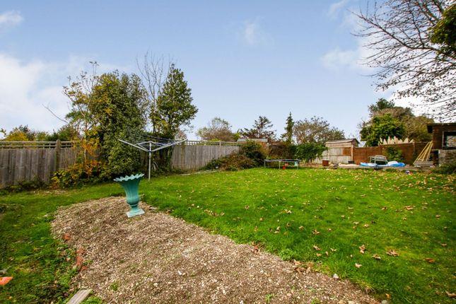 Garden of Redhill Drive, Brighton BN1
