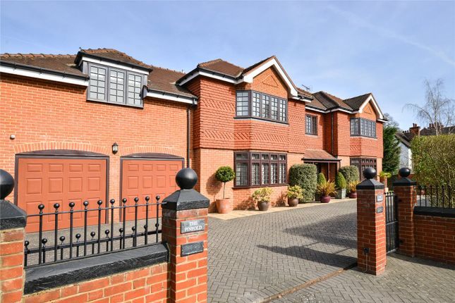 Thumbnail Detached house for sale in Manor Park Road, Chislehurst