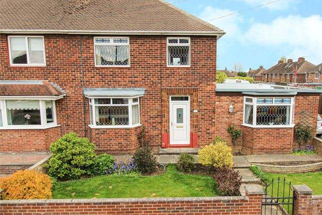 4 bed semi-detached house for sale in Filey Road, Grimsby DN32